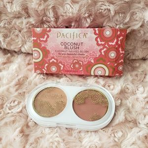 Pacifica Coconut Blush Duo